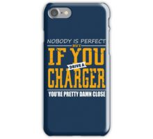 Dodge Charger iPhone Case/Skin