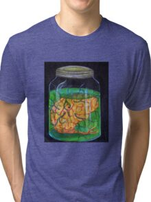 When You Die, I Want Your Brain in a Jar... Tri-blend T-Shirt