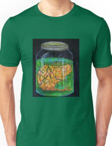 When You Die, I Want Your Brain in a Jar... Unisex T-Shirt