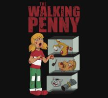 The Walking Penny by InsomniACK