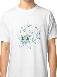 Omastar Popmuerto | Pokemon & Day of The Dead Mashup Classic T-Shirt