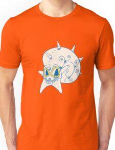 Omastar Popmuerto | Pokemon & Day of The Dead Mashup Unisex T-Shirt