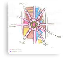Dupont Circle Canvas Print