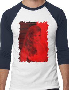 Amy Adams - Celebrity Men's Baseball ¾ T-Shirt