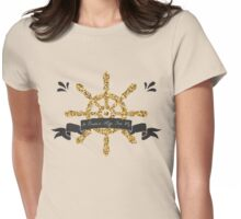 A Pirate's Life For Me Womens Fitted T-Shirt