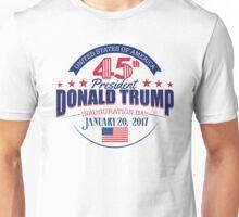 Trump Inauguration shirt Unisex T-Shirt