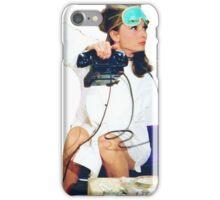 Audrey Hepburn - Breakfast at Tiffany's  iPhone Case/Skin