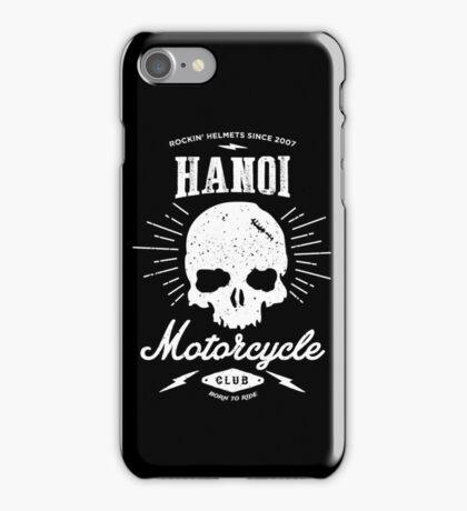 Hanoi Motorcycle Club | Black iPhone Case/Skin