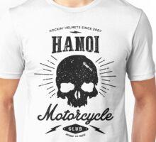 Hanoi Motorcycle Club | White Unisex T-Shirt