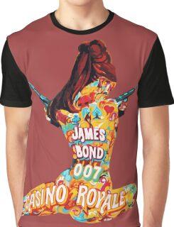 007 - Casino Royale Graphic T-Shirt