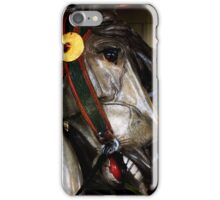 Red Feather Rides Again! iPhone Case/Skin