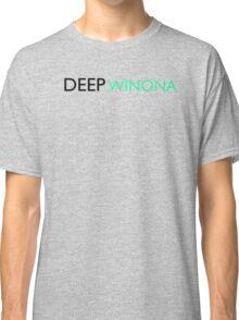 Jhony Depp & Winona Ryder Classic T-Shirt