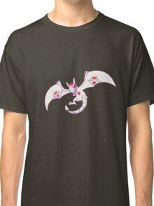 Aerodactyl Popmuerto   Pokemon & Day of The Dead Mashup Classic T-Shirt