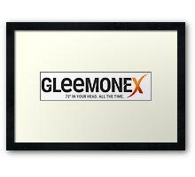 GLeeMONEX Framed Print
