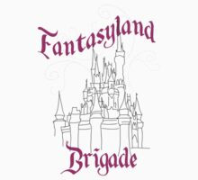 Fantasyland Brigade by Amy Harrison