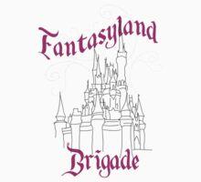 Fantasyland Brigade One Piece - Short Sleeve
