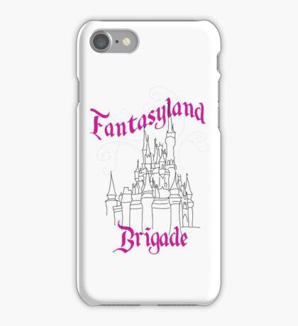 Fantasyland Brigade iPhone Case/Skin