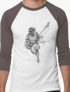 Long-Pole Men's Baseball ¾ T-Shirt