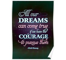 Dreams Come True Poster