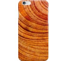Juniper wood iPhone Case/Skin