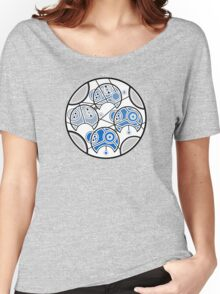 Blue Timey Wimey Spacey Wacey Women's Relaxed Fit T-Shirt