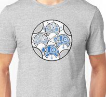 Blue Timey Wimey Spacey Wacey Unisex T-Shirt