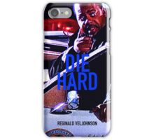 DIE HARD 23 iPhone Case/Skin