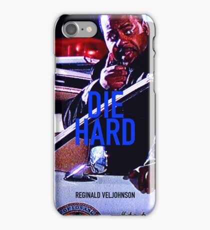 DIE HARD 23 iPhone Case/Skin