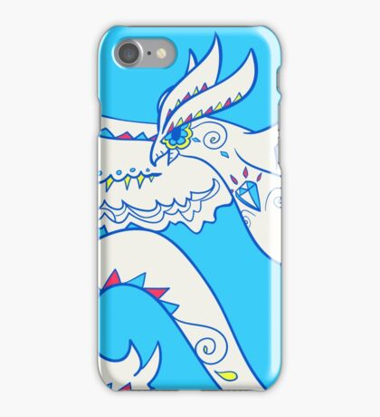 Articuno Popmuerto | Pokemon & Day of The Dead Mashup iPhone Case/Skin