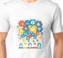 People Unisex T-Shirt