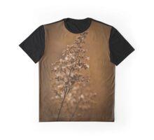 Horizon Marsh - Wildflowers of November Graphic T-Shirt