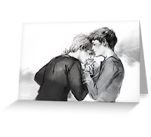 BBC Merlin: Soul Bond Greeting Card
