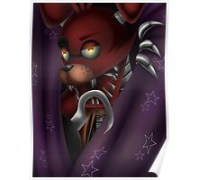 Foxy Five Nights at Freddy's Poster