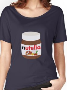 Nutella Women's Relaxed Fit T-Shirt