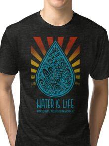 Standing Rock Tri-blend T-Shirt