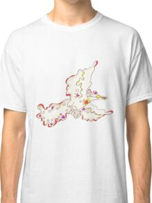 Moltres Popmuerto   Pokemon & Day of The Dead Mashup Classic T-Shirt