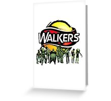 Walkers Greeting Card
