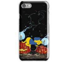 Ferald and The Rotten Pumpkins iPhone Case/Skin