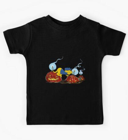 Ferald and The Rotten Pumpkins Kids Tee