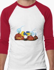 Ferald and The Rotten Pumpkins Men's Baseball ¾ T-Shirt