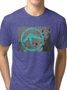 Aphex Twin / Syro Graffiti Tri-blend T-Shirt