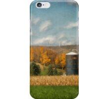 Windmills On The Horizon iPhone Case/Skin