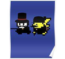 Pokemon Gentlemen Poster