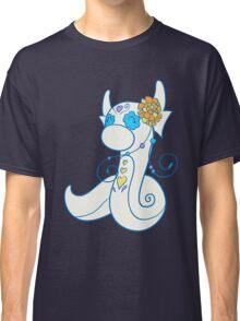 Dratini Popmuerto | Pokemon & Day of The Dead Mashup Classic T-Shirt