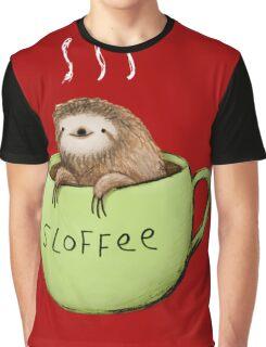 Sloffee Graphic T-Shirt