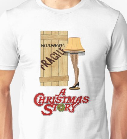 A Christmas Story Unisex T-Shirt