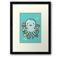 Room for Dessert? Framed Print