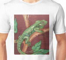 Sir Iguana Unisex T-Shirt