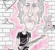 Rock Wall Caricature by MMPhotographyUK