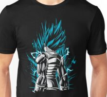 vegeta god training Unisex T-Shirt
